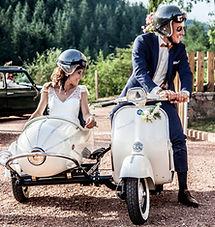 Legend Scoot location Vespa mariage évenements wedding vintage logo scooter ancien street marketing events Lyon France Sidecar side car rare