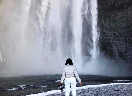 Iceland: First solo trip (Mar'19)