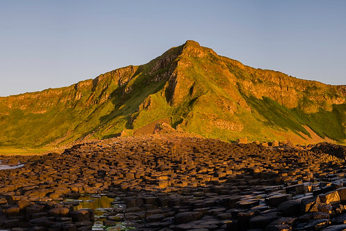 Giants Causeway - A look back