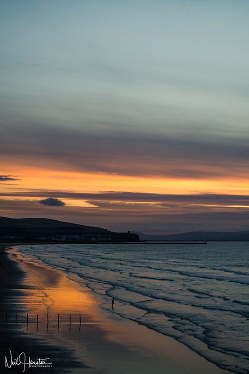 Portstewart Strand - Looking to Mussendun