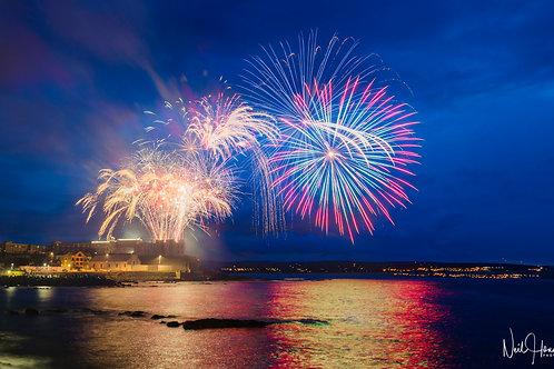 Red Sails Portstewart Fireworks