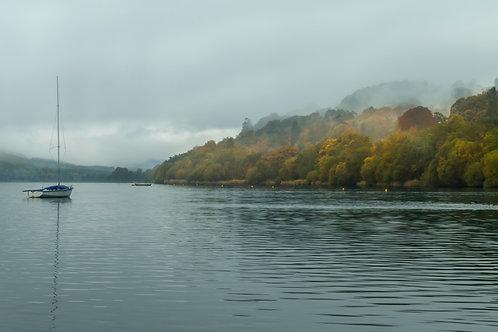 Bala Lake - Autumn