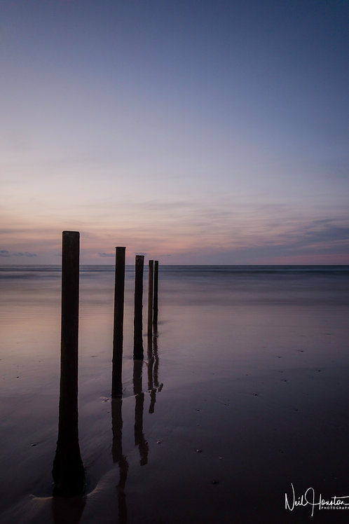 Portstewart Strand Posts