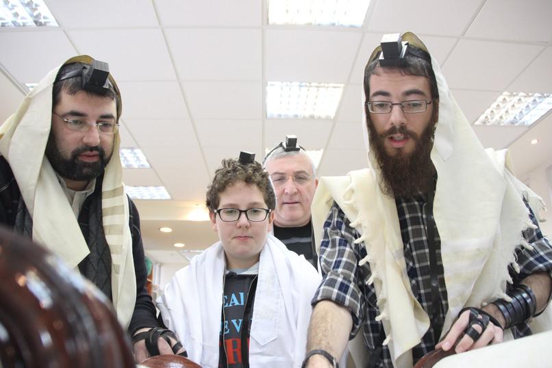 הרב אלעד כהן בפפעולה