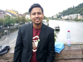 Alumni Reflections: Aman K.C.