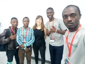 Rwanda Radiant Earth Foundation Geospatial training and workshop on Remote Sensing