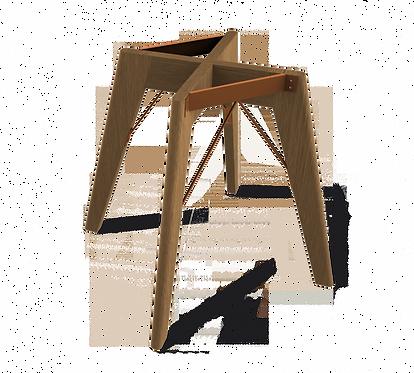 Основание для стола SHT-TU9