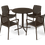 Thumbnail: Стул SHT-S68 коричневый