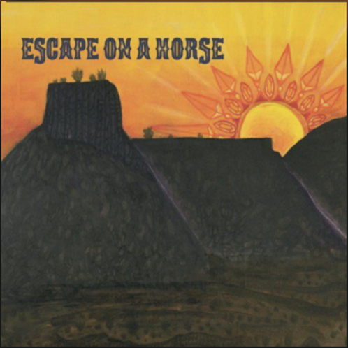 Escape On a Horse CD