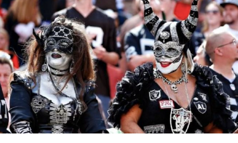 Raiders to Vegas  Oakland Officials leave Raiders Fans high and dry.