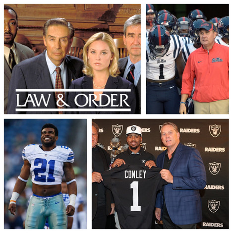 Law & Order Version of P.O.W.
