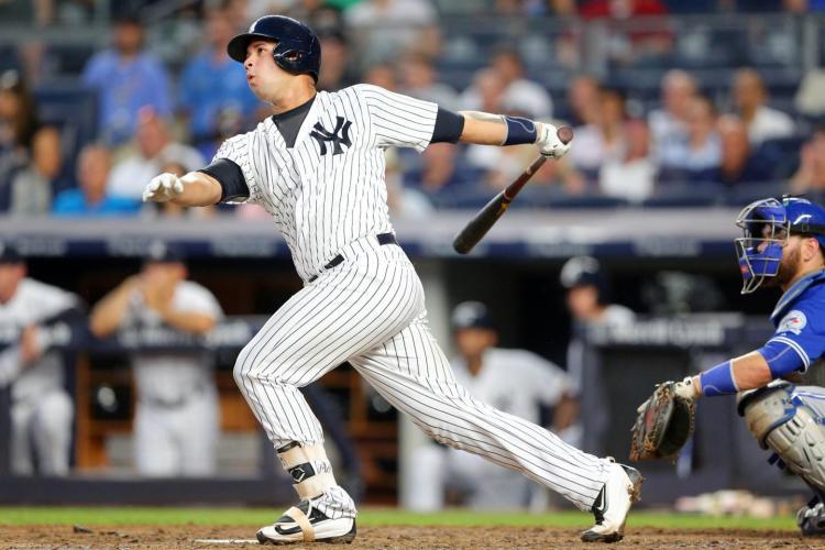 Yankees 1st Basement Greg Bird