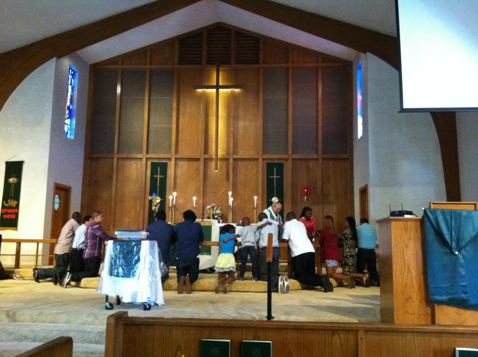 Our Sister Church- First Lutheran Inglewood