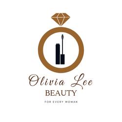 Olivia Lee Beauty Logo Draft
