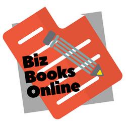 Bizbooks Online Logo Draft 2 with Pencil