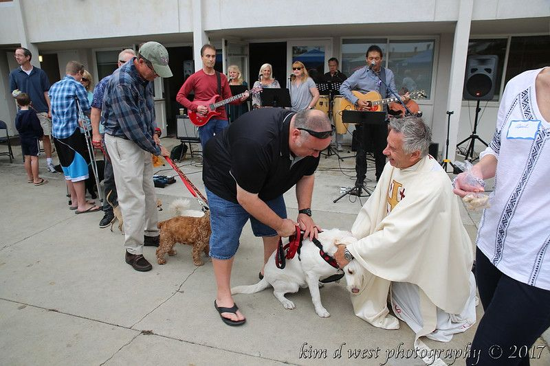 Woofstock (Blessing of the Animals)