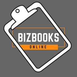 Bizbooks Online Logo Draft 8