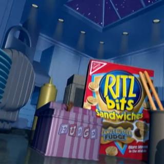 RITZ BITZ FUDGE