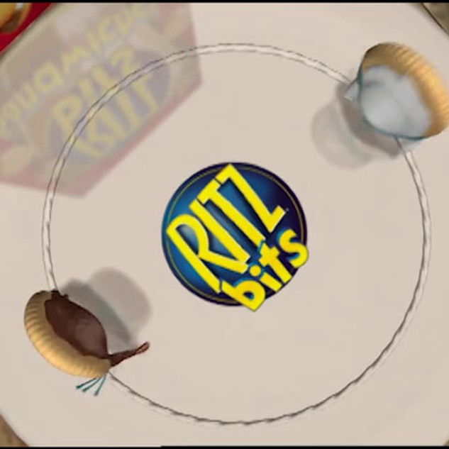RITZ BITZ SMORES ANIMATION DIRECTOR : CHRIS ROMANO STUDIO : RHYTHM&HUES