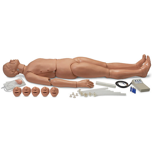 CPR Manikin with Electronics - Full-Body Trauma
