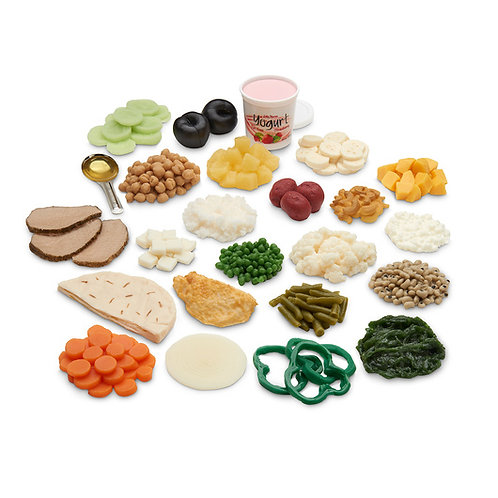 Nasco South Asian Food Replica Kit