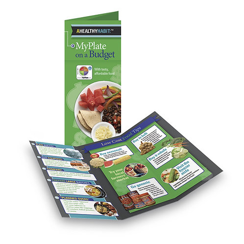 MyPlate on a Budget Guide