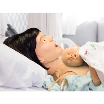 Life/form® Lucy Maternal and Neonatal Birthing Simulator - Complete Lucy