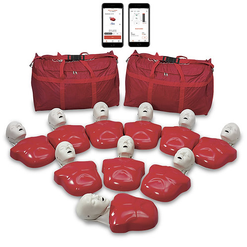 Life/form® Basic Buddy® Plus 10-Pack powered by Heartisense®