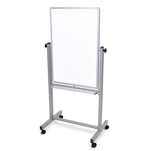 Luxor Double-Sided Magnetic Whiteboard - 24 in. x 36 in.