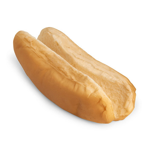 Nasco Bun Food Replica - Hot Dog