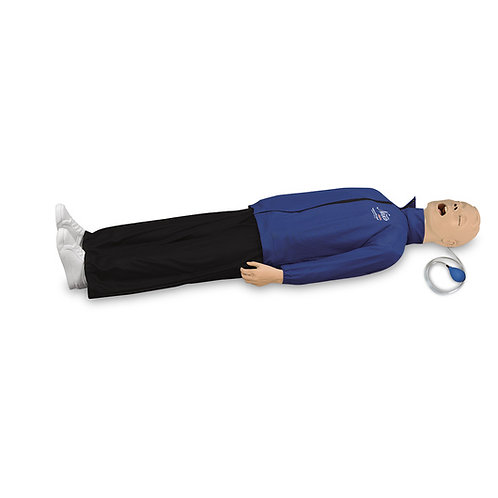 Life/form® Full Body Management Manikin without Electronic Connections