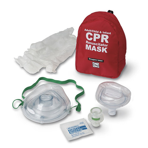 CPR Mask Combo Kit