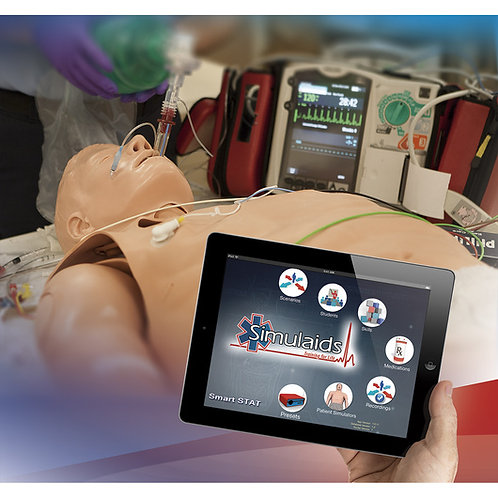 Simulaids® SMART STAT Basic with iPad®*