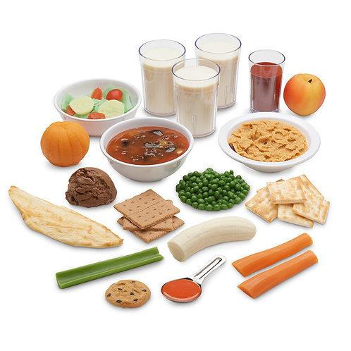 Nasco 1 -500-Calorie Food Replica Package