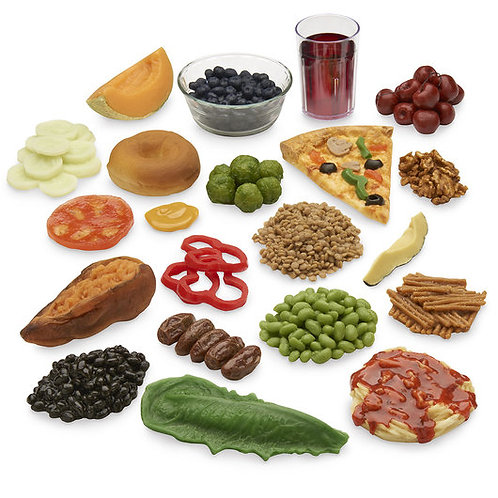 Nasco Vegetarian Food Kit #2