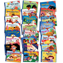 Dr. Maggie's™ Phonics Readers