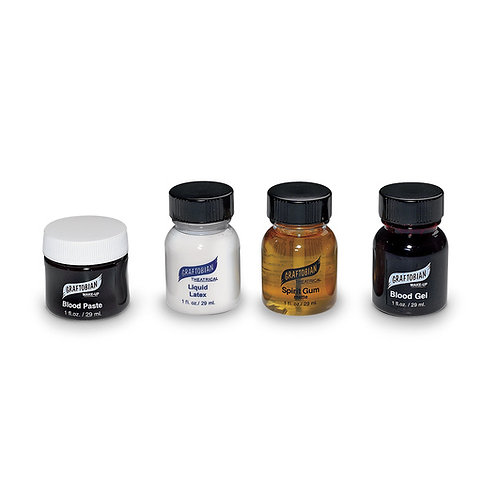 Life/form® Wound Makeup - Blood Paste - 1 fl. oz. container