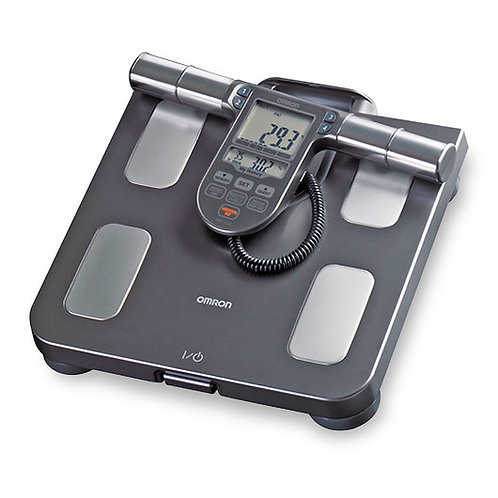 Full Body Sensor/Body Composition Monitor w Scale and 7 Fitness Indicators