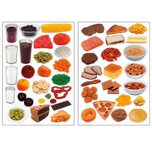Nasco Food Cling Set II