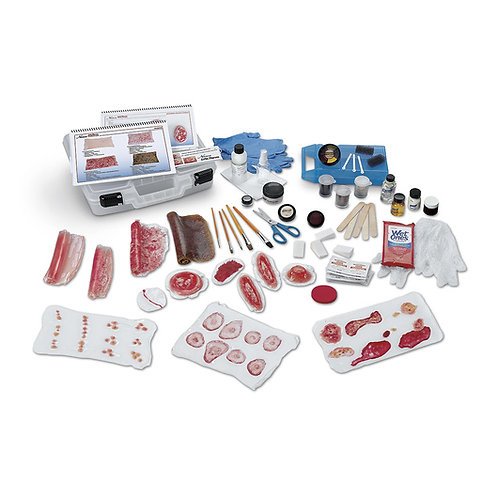 Life/form® Advanced Nursing Wound Simulation Kit