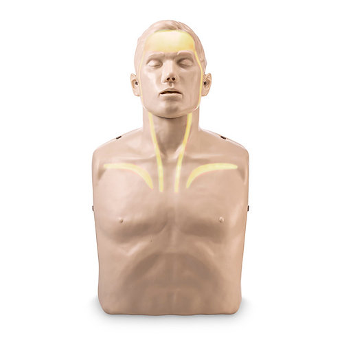 Brayden CPR Training Manikin with White Indicator Lights