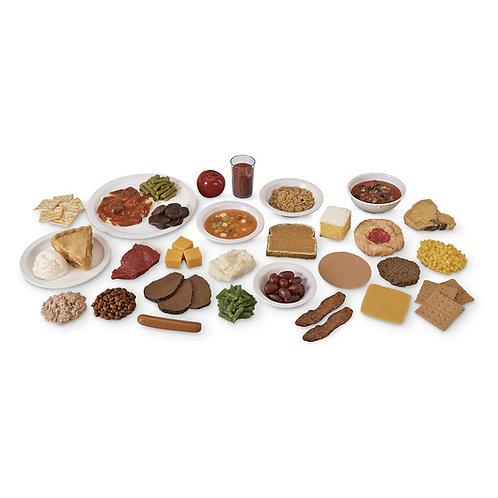 Nasco Food Replica Package No. 2