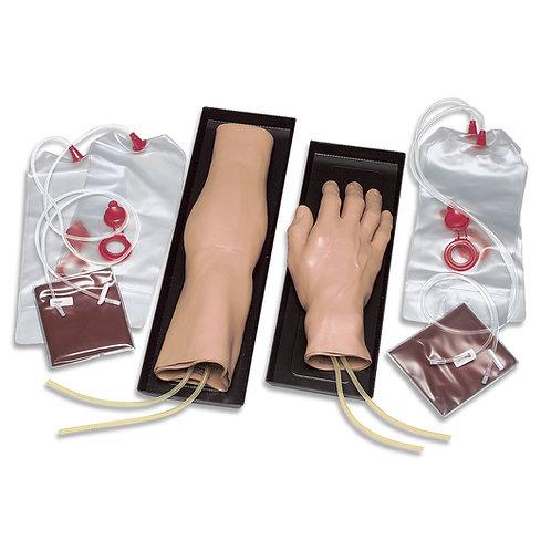 IV Training Arm and Hand Set, Light