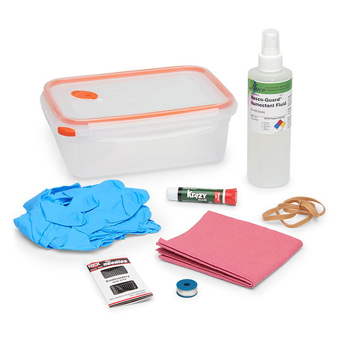 BioQuest® Inflatable Lungs Maintenance Kit, Preserved