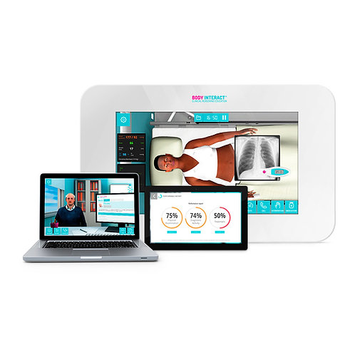 Body Interact™ Clinical Education - Standard Package - Learner Account