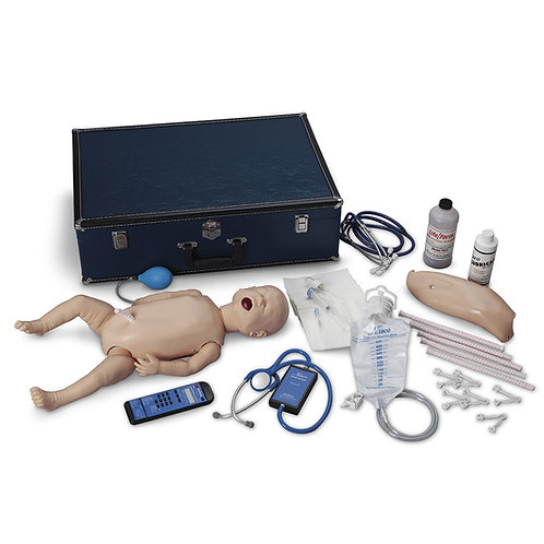 Life/form® Infant Auscultation Trainer with Airway Management