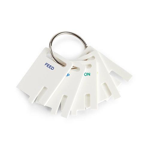Ready-or-Not Tot® Student Keys