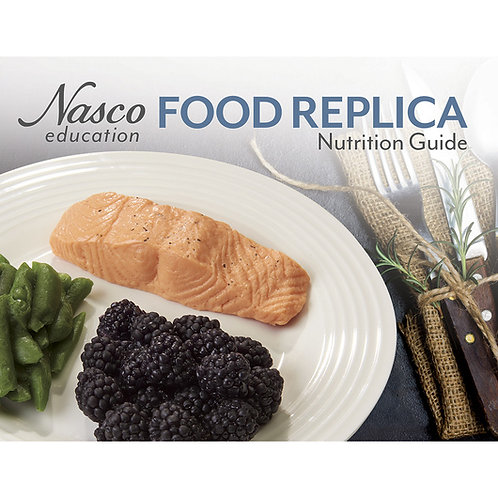 Nasco Nasco Food Replica Nutrition Guide