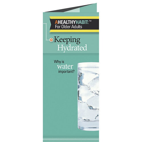 Keeping Hydrated for Older Adults Guide