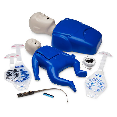 CPR Prompt® Plus Adult/Child and Infant Training Pack powered by Heartisense®